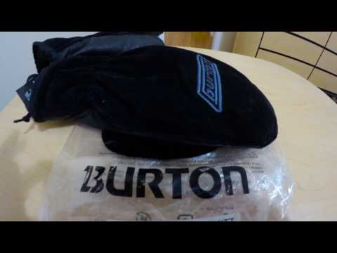 Snowboarding: Burton Gloves! Workhorse True Black!