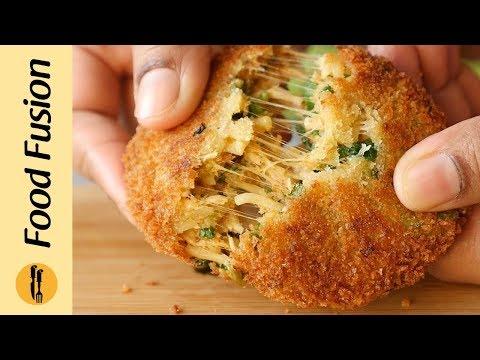 Chicken Noodles Kabab Recipe By Food Fusion (Ramzan Special Recipe)