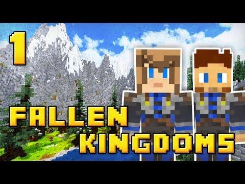 L'équipe Siphano / Frigiel ! | FALLEN KINGDOMS : NORDIQUE #01