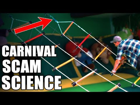 How Carnival Games Cheat and How to Beat Them!