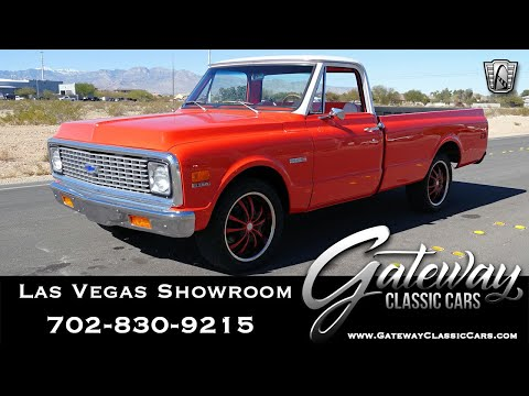 1971 Chevrolet C10 (CC-1341930) for sale in O'Fallon, Illinois