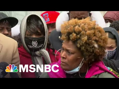 'They Murdered My Nephew': Floyd & Wright Families Hold Joint News Conference | The ReidOut | MSNBC