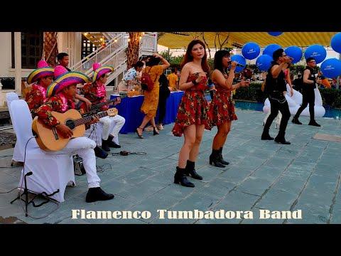 FLAMENCO TUMBADORA POOL PARTY KỶ NIỆM 10 NĂM THÀNH LẬP THẮNG LỢI GROUP