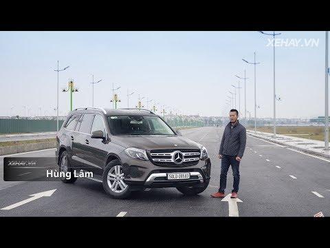 Đánh giá xe Mercedes-Benz GLS - SUV hạng sang giá hơn 4 tỷ tại VN |XEHAY.VN|