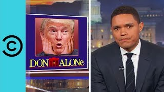 No One Wants To Work For Trump - The Daily Show | Comedy Central