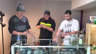 THE ONE GRAM DAB!!!!!! by Custom Grow 420
