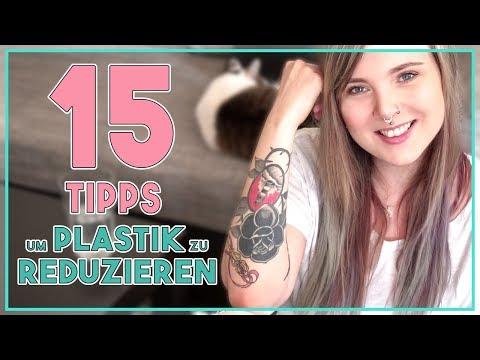 🐟 So EINFACH kannst du PLASTIK & MÜLL reduzieren! - 15 TIPPS für den ALLTAG 🌎