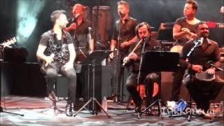 """TARKAN: """"Ah Yalan Dünya"""" Live @ Harbiye, Istanbul - August 27th, 2015"""