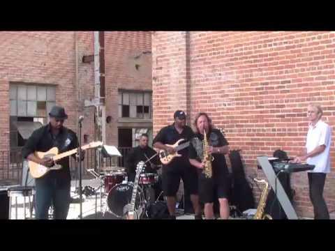 Tony Elder & WestBound Groove