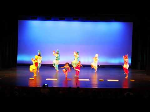 Fremont Intermediate Class - 2014 Summer Dance Off