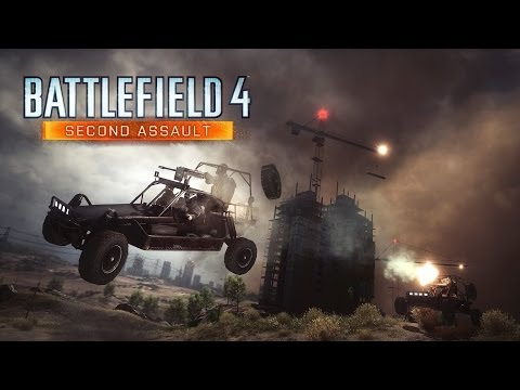 Battlefield 4 : DLC Second Assault en vidéo