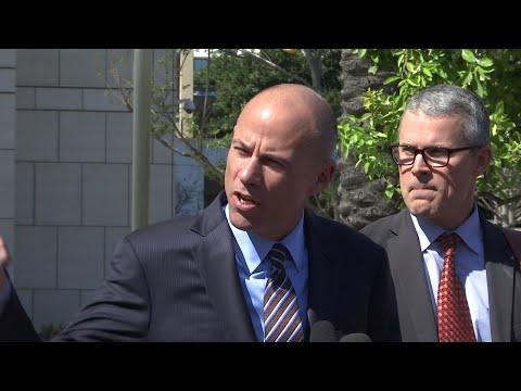 Avenatti, facing charges, confident in justice