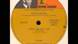 Frank Sinatra - Night And Day (Special Disco Version)