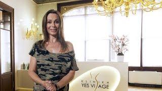 Pavla Vitázková na Klinike YES VISAGE v Brne