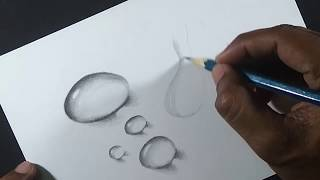 How To Draw A Water Drop For Beginners ฟรวดโอออนไลน ดทว