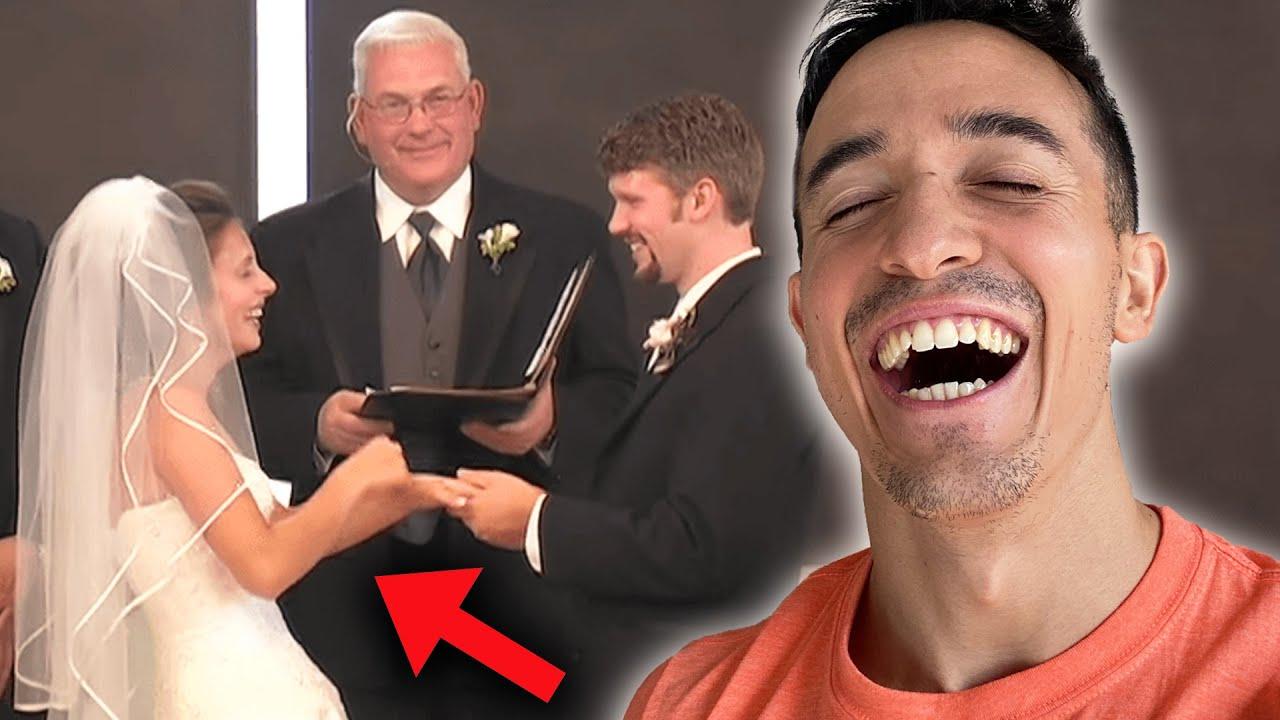 Impossible de ne pas rire ! (les pires vidéos de mariage)