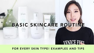 How To Start a Skincare Routine & 5 Skincare Tips • Going Back to the Basics!