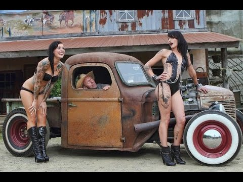 Hot Rods and Pin ups