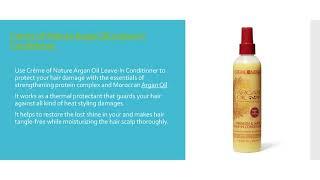 Creme of Nature Sulfate Free Moisture & Shine Shampoo