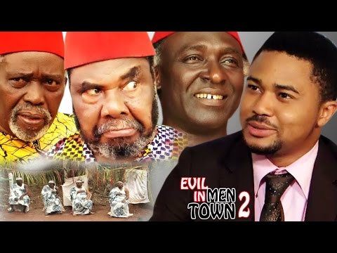 Evil Men in Town 3&4  - Latest Nigerian Nollywood Movie /African Movie/Family Movie Full  Movie Hd