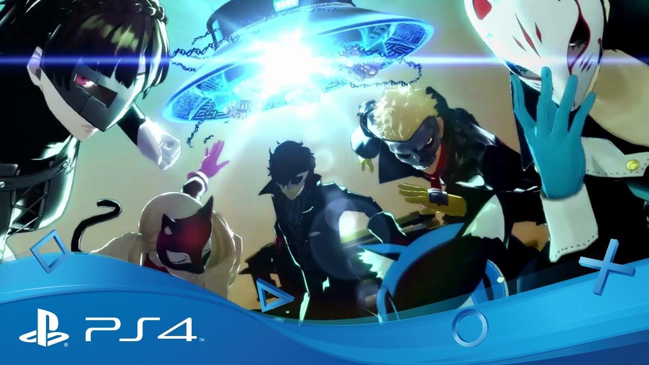 Rispettare l'originale: il processo di localizzazione di Persona 5 per PS4
