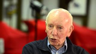 CBS John Surtees Interview - Full Length HD