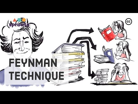 The Feynman Technique Helps You Study Faster And Retain More Information