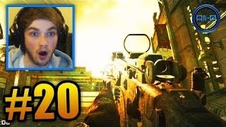 """Ali-A GETS KEM-D!"" - COD GHOSTS LIVE w/ Bad Ali-A #20 - (Call of Duty Ghost Gameplay)"