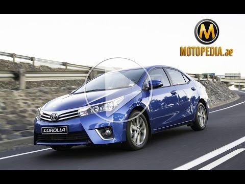 2014 Toyota Corolla review - تجربة تويوتا كورولا 2014 - Dubai UAE Car Review by Motopedia.ae