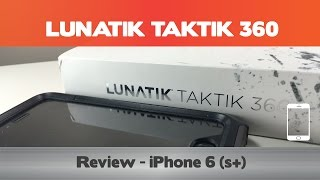 One of the best iPhone 6 cases? Lunatik Taktik 360 Review