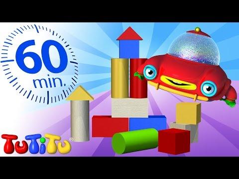 Especial TuTiTu en español | Bloques de Madera | Y otros juguetes educativos | 1 Hora especial