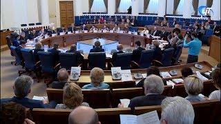В Великом Новгороде прошел первый областной форум общественного контроля