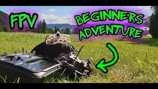 Beginners FPV Adventure - Tinyhawk Freestyle 2