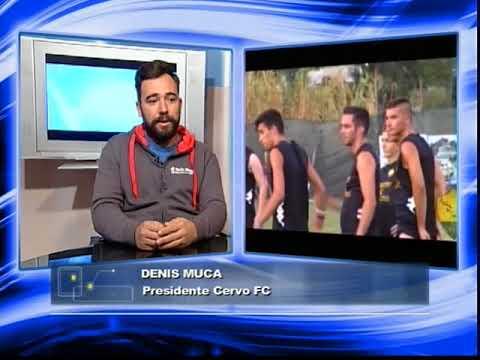 PUNTO DI INCONTRO: DENIS MUCA PRESIDENTE CERVO FC
