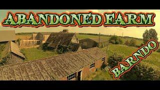 Barndo - Abandoned Farm with Cinewhoop Drone - iFlight Megabee v2 DJI FPV - Derelict