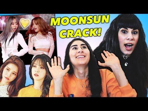 MOONSUN CRACK REACTION! | MAMAMOO 마마무 download YouTube