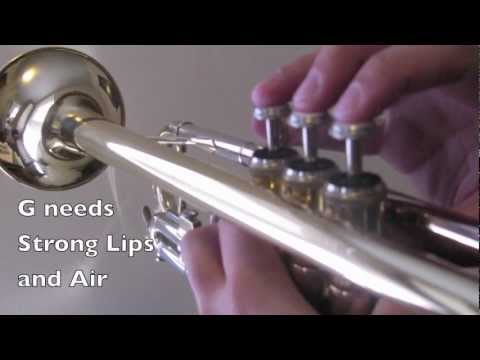 how to learn trumpet