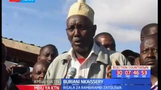 Mbiu ya KTN: Wasifu wa Jenerali Nkaiserry (7/8/2017)