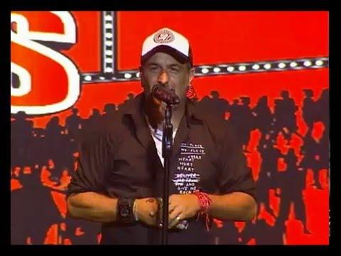 Kapanga video Jefe Max - Luna Park 2015 - 20 Años