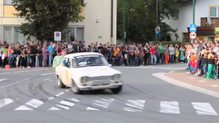 preview picture of video 'Gr. B Rallye Legenden Saalfelden 2014'