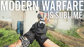 Modern Warfare is Sublime! NEW gameplay + Impressions
