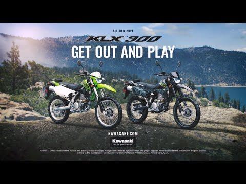 """Cạnh tranh Honda CRF300L mới ra, Kawasaki cũng nâng cc """"cào cào"""" KLX250 nhưng """"chơi không tới"""""""