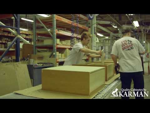 (Custom Cabinets) Cabinet Assembly-Cabinetry by Karman