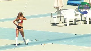 Italian Athletics Universiade | Rieti 2018 | Italian Women Athletes | ᴴᴰ