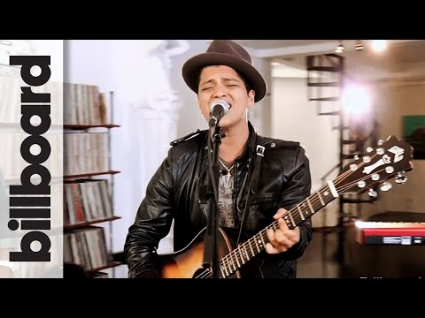 Download Bruno Mars 'Grenade' Live Billboard Studio Session at Mophonics Studios NY Mp4 HD Video and MP3