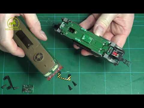 Come digitalizzare una locomotiva analogica