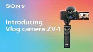 YouTube Video tkweChULkrI for Product Sony ZV-1 Vlog Compact Camera by Company Sony Electronics in Industry Cameras