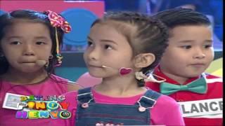 Cute at mahusay ang mga Batang Pinoy Henyo ngayong Friday