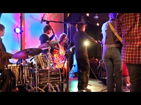 Lady Be Good performed by SWINGBOOTY at Relix, (gypsy jazz)