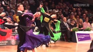 Alexey Glukhov - Anastasia Glazunova RUS, Viennese Waltz | WDSF GrandSlam Standard